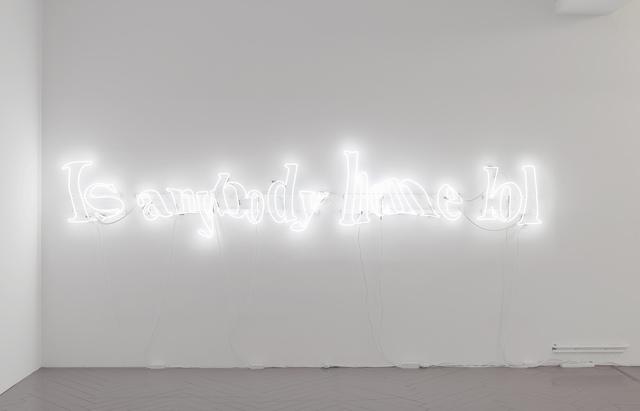 !Mediengruppe Bitnik, 'Solve this captcha: Is anybody home lol', 2016, EIGEN + ART Lab