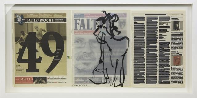 Walter Stach / Wolf Werdigier, 'MSL_4', 2011, Museum of African Design (MOAD)