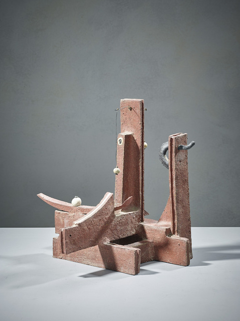, 'Geometric Animal Sculpture,' 1996, 18 Davies Street Gallery