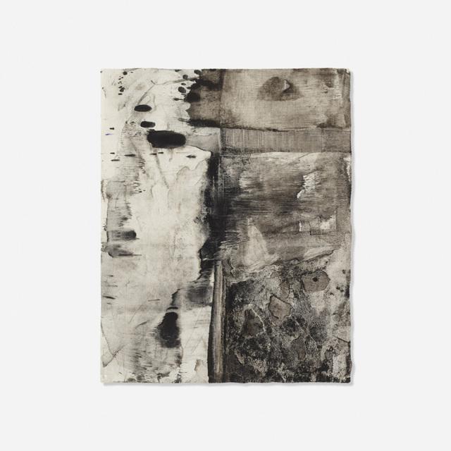 Bill Jensen, 'Drunken Brush #10', 2005, Rago/Wright