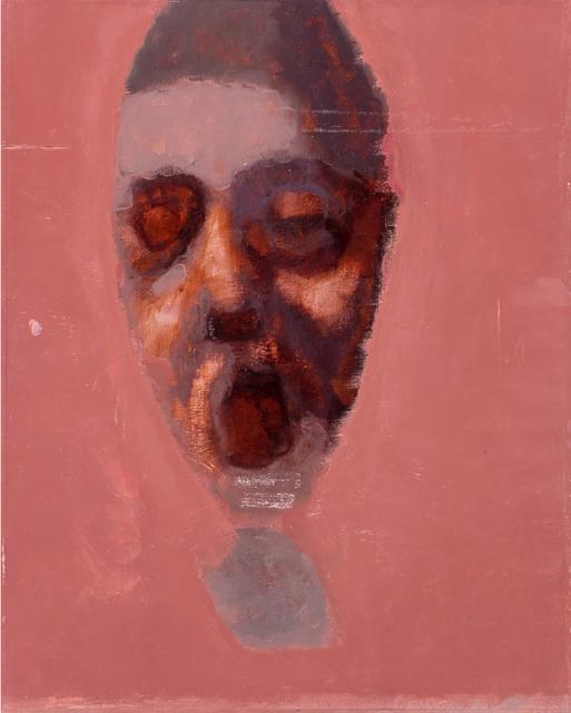 , 'Head (pink #2),' 2016, Honos Art