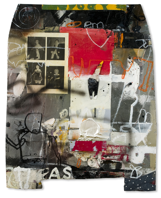 , 'Post Mimbres II,' 1992, MILL Contemporary