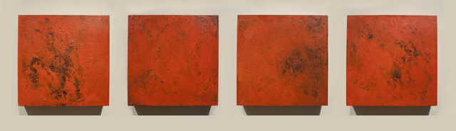 , 'Untitled (Red),' , Main Street Arts