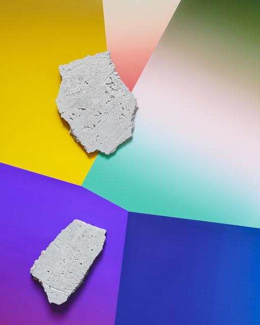 , 'Concrete Compositions (Series 2) #4,' 2015, Galerie pompom