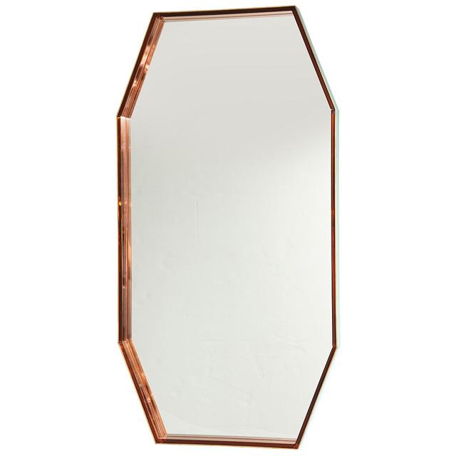 , 'Octagonal wall mirror #2355,' ca. 1967, Donzella 20th Century Gallery