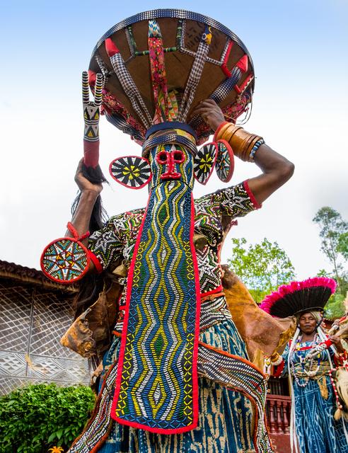 , 'Bamilieke Elephant Mask, Cameroon,' 2014, THK Gallery