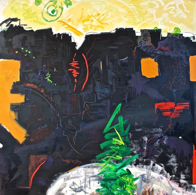 , 'Nektar,' 2018, 203 Fine Art