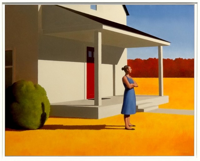 , 'Emma's Porch,' 2016, ARCADIA CONTEMPORARY