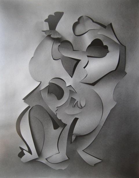 , 'Cut Paper,' 1977, Jackson Fine Art