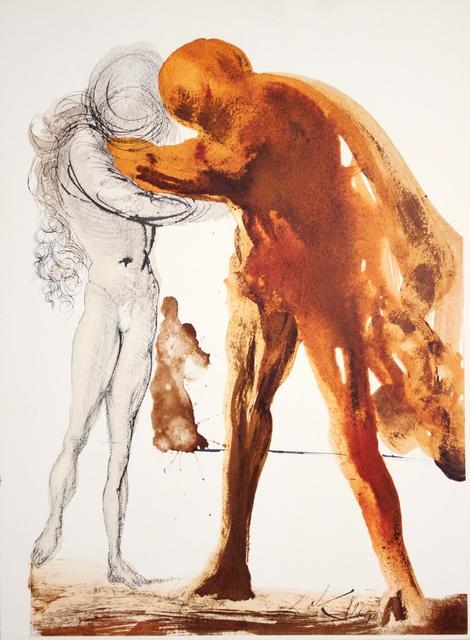 Salvador Dalí, 'The Prodigal Son', 1964-1967, Studio Mariani Gallery