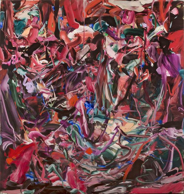 , 'Scarlet Portent ,' 2016, Von Lintel Gallery