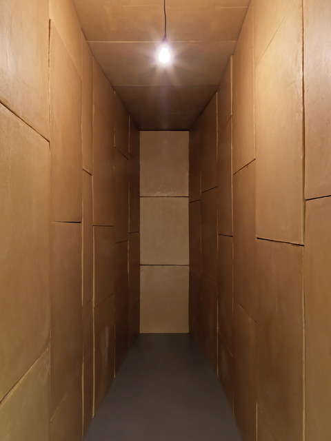 , 'Ailleurs - La chambre des certitudes,' 1997, Buchmann Galerie