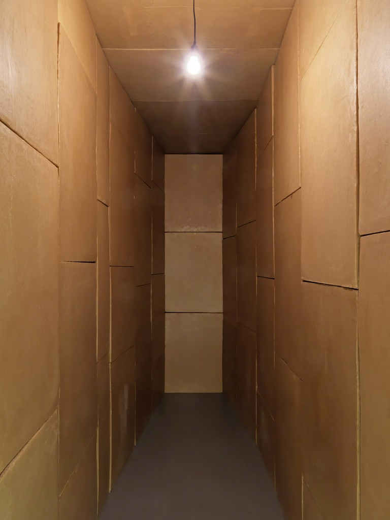 Wolfgang Laib, 'Ailleurs - La chambre des certitudes,' 1997, Buchmann Galerie