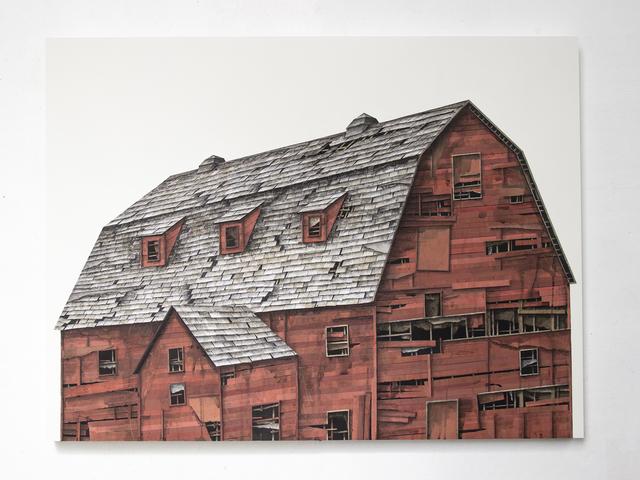 , 'Barn II,' 2019, Momentum Gallery