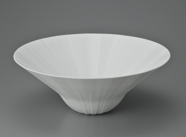 , 'White luscious bowl,' 2012, Onishi Gallery