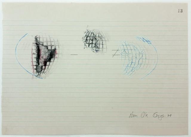 , 'Equações nº 5,' 1976, Aural