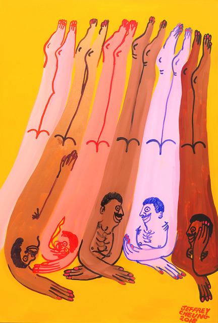 , 'Sun,' 2018, Hashimoto Contemporary