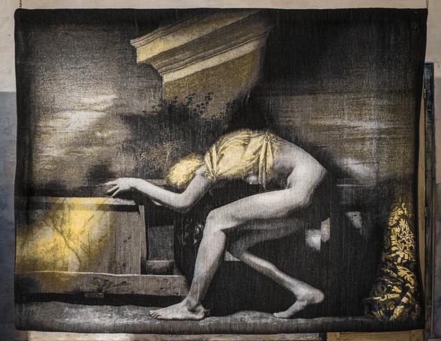 , 'Oedipe au tombeau,' 2017, Armel Soyer