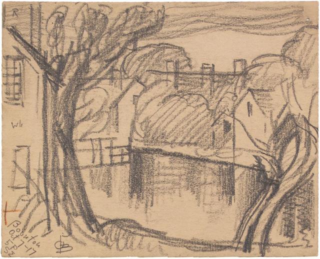 , 'BOONTON OCT 7-17,' 1917, Jerald Melberg Gallery