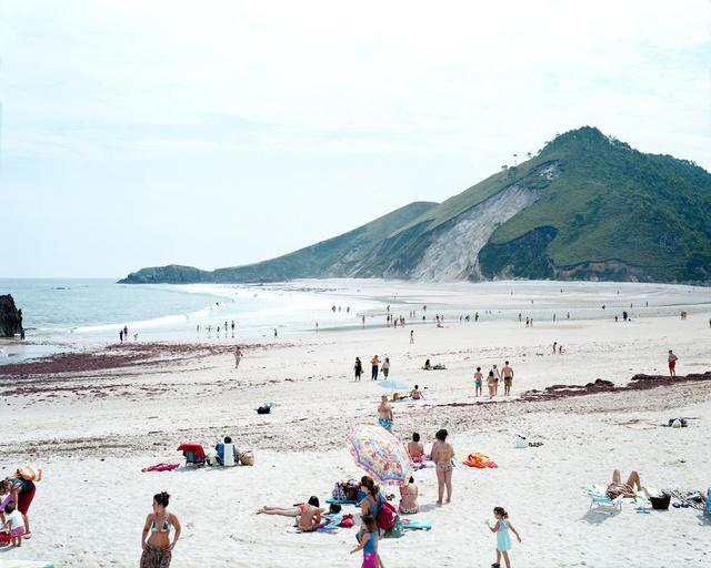 Massimo Vitali, 'Playa de San Antonin', 2011, Ronchini Gallery