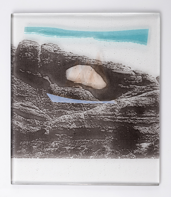 , 'Three Triangles,' 2018, Kopeikin Gallery