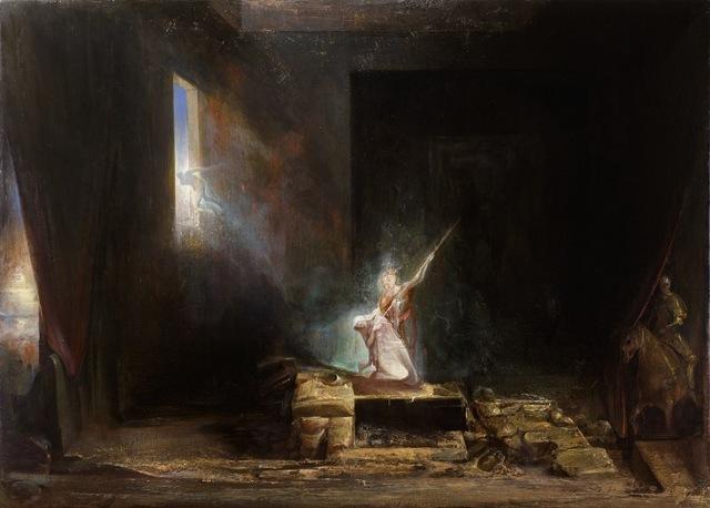 , 'La settima stanza (estasi di Santa Teresa d'Avila),' 2012-2013, Galleria Giovanni Bonelli