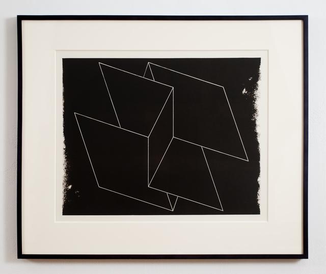 , 'Interlinear N 65,' 1962, Brooke Alexander, Inc.