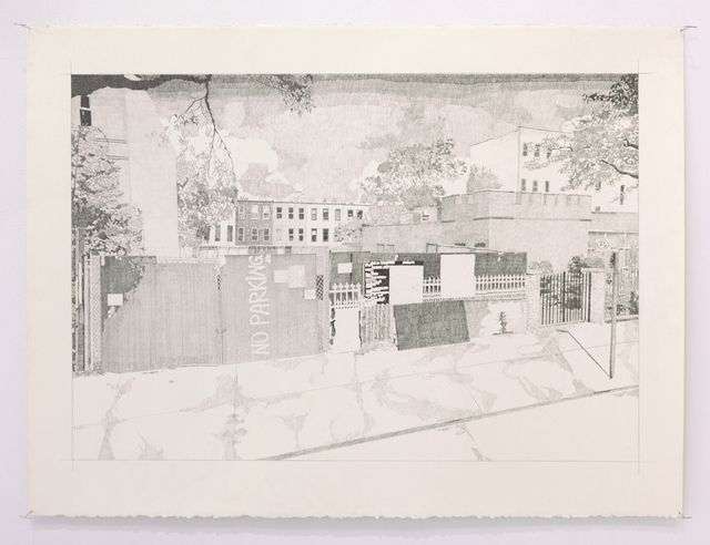 , 'The artist's childhood home,' 2018, Grant Wahlquist Gallery