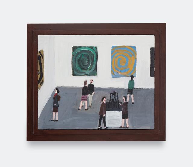 , 'The Fine Arts,' 2017, V1 Gallery