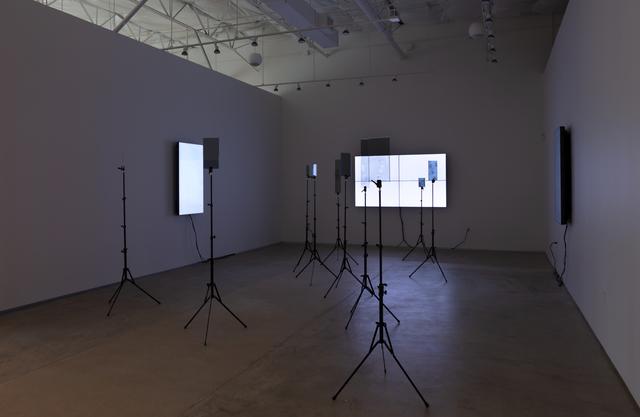 , 'VideoSculpture XX (World's 6th Sense),' 2019, Harlan Levey Projects