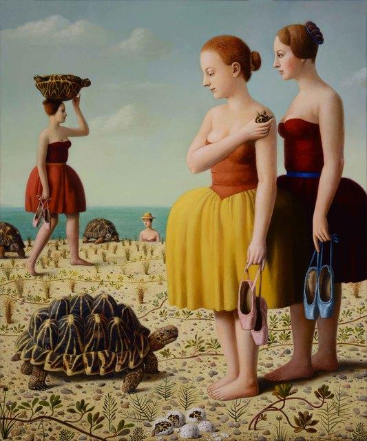 , 'Tartuguero Beach,' 2017, Caldwell Snyder Gallery