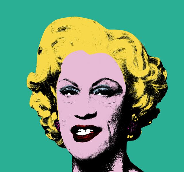 , 'Andy Warhol / Green Marilyn (1962),' 2014, Ira Stehmann Fine Art Photography