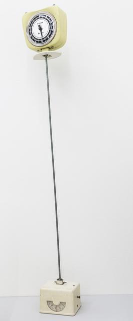 , 'Doppelwaage mit Stiel (Inca Krups),' 1994, Mai 36 Galerie