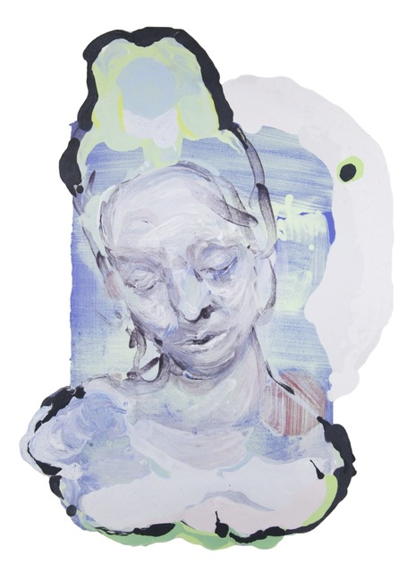 , 'Portrait (Woman) ,' 2015, Rhona Hoffman Gallery