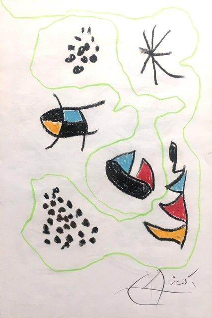 Joan Miró, Odalys
