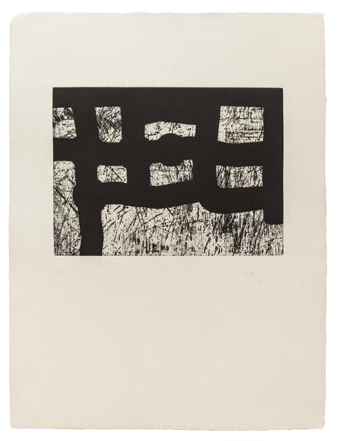 Eduardo Chillida, 'Lagunkide', 1997, Zeit Contemporary Art