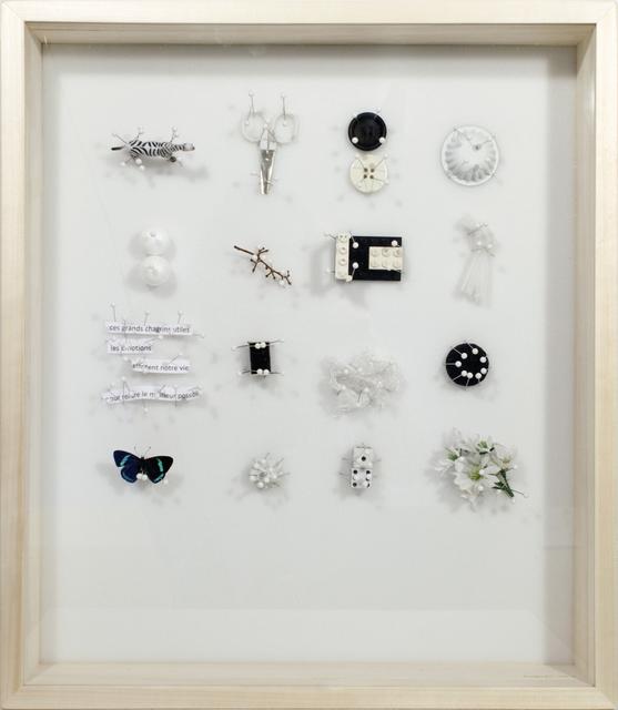Michel Goulet, 'Temps suspendus, Ces grands chagrins utiles', 2018, Christopher Cutts Gallery