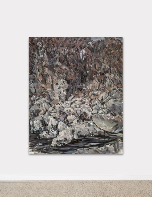 Jang Jae Min, 'At Low Tide 무너진 자리', 2018, Phosphorus & Carbon