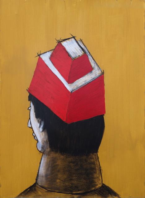 Dumitru Gorzo, 'Head I', 2017, Slag Gallery