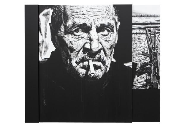 Hendrik Beikirch, 'Avdiivka Position 6', 2019, Galerie Droste