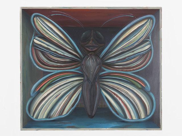 Alexander Harrison, 'Black Butterfly No. 2', 2019, Fisher Parrish Gallery