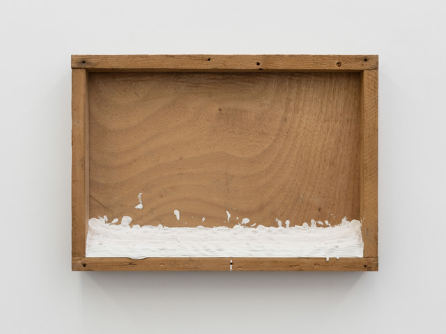 Wang Guangle, 'Waves 2011', 2011, Mixed Media, Plaster and wall caoting on woodboard, Beijing Commune