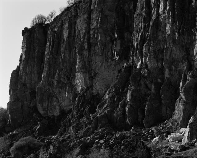 , 'Rockfall,' 2016, MATÈRIA