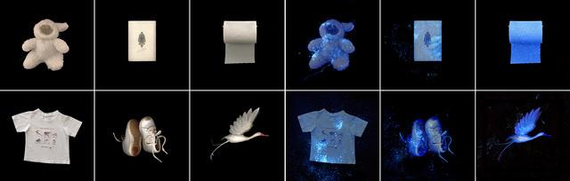, 'Glowing Evidence: Studies in White,' 2006, David Richard Gallery