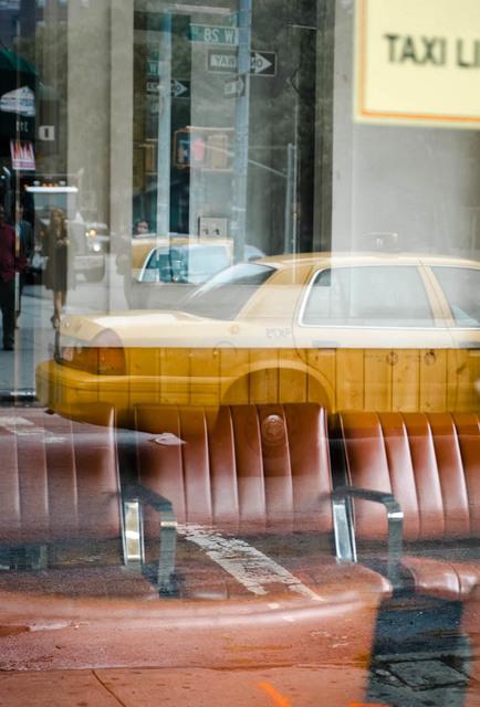 , 'Wooden Cab ,' 2014, Artist's Proof