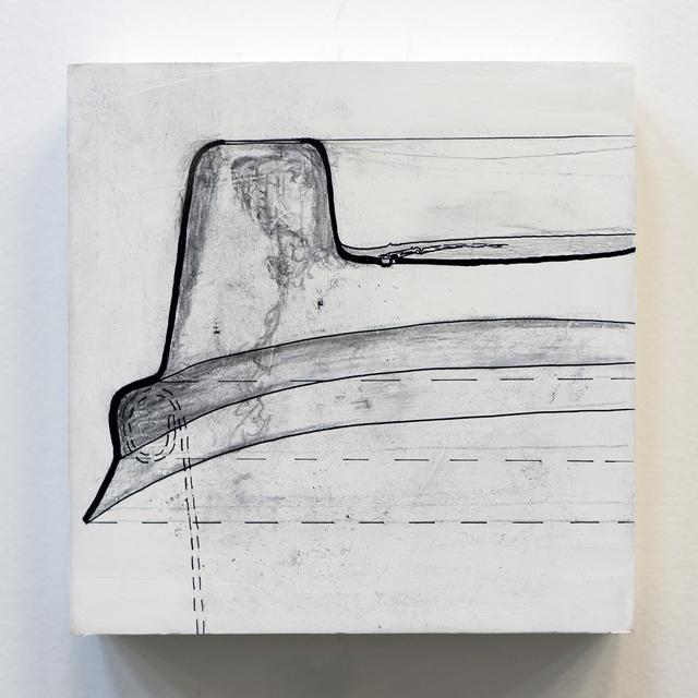 , '45 minutes II,' 2016, Jen Mauldin Gallery