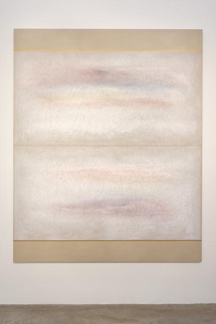 Richard Höglund, 'XIV STATIO : SEMPITERNUS (Sea Picture CLXIII)', 2018, Ronchini Gallery