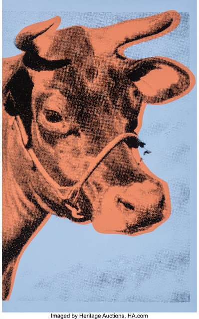 Andy Warhol, 'Cow', 1971, Heritage Auctions