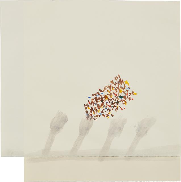 Richard Tuttle, 'Source of Imagery, II, No. 3', 1995-1996, Phillips