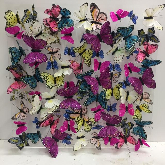 , 'Butterflies ,' 2019, Tanya Baxter Contemporary